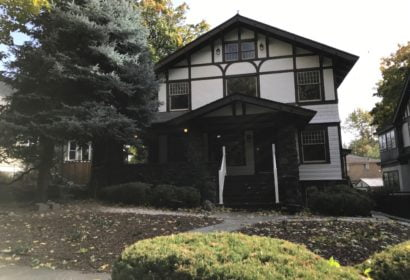 Exterior house painting example in Spokane