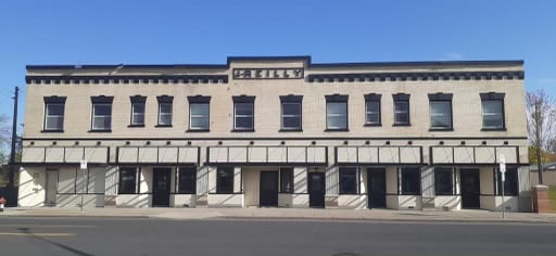 Commercial painting project in Spokane